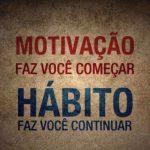Motivação e Habito
