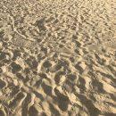 So areia?
